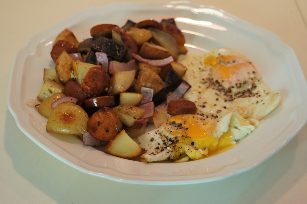 Sausage Potato Hash